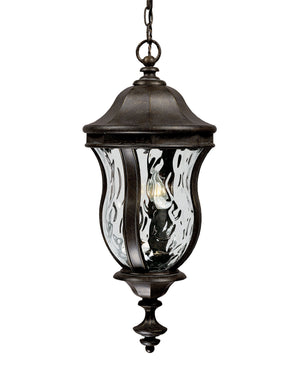 426749 - Three Light Hanging Lantern - Walnut Patina