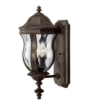 426748 - Two Light Wall Lantern - Walnut Patina