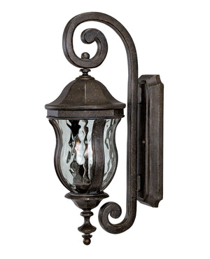426746 - Two Light Wall Lantern - Walnut Patina