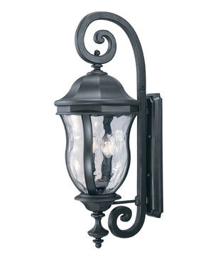 426722 - Four Light Outdoor Wall Lantern - Black