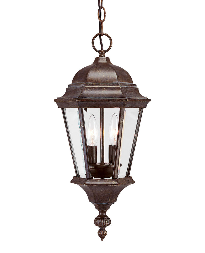 Two Light Hanging Lantern