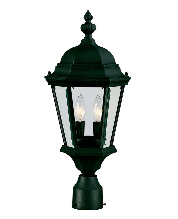 Two Light Post Lantern
