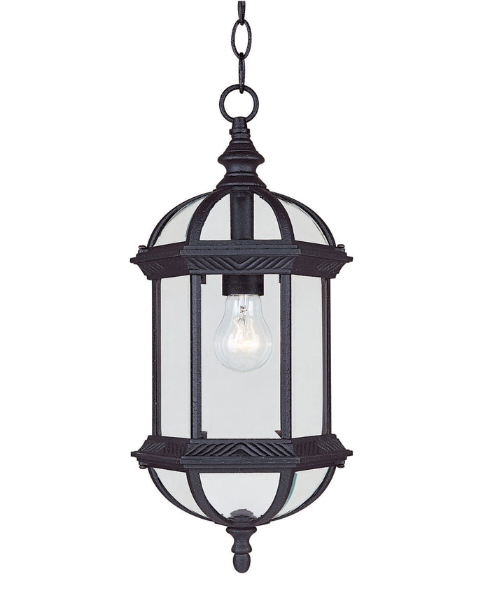 One Light Hanging Lantern