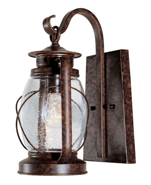 486314 - One Light Outdoor Wall Lantern - New Tortoise Shell