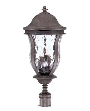 486675 - Four Light Post Lantern - Walnut Patina