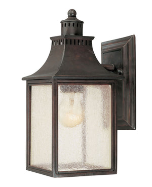 293103 - One Light Outdoor Wall Lantern - English Bronze