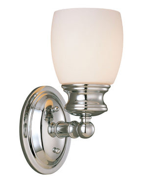 293659 - One Light Wall Sconce - Polished Chrome