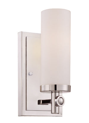 275226 - One Light Wall Sconce - Polished Nickel