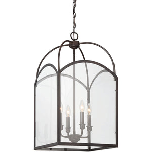 Garrett 4 Light Pendant 3-3056-4-13