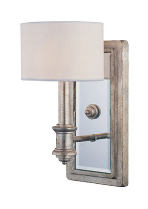 308423 - One Light Wall Sconce - Argentum