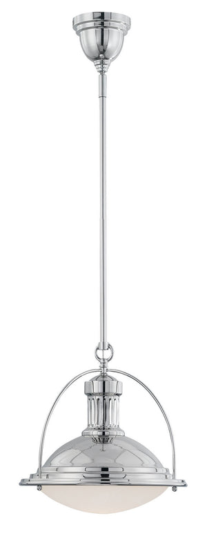 325767 - One Light Pendant - Polished Nickel