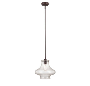 946655 - One Light Pendant - English Bronze