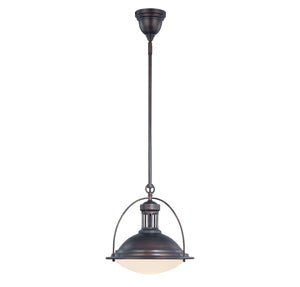 933886 - One Light Pendant - English Bronze