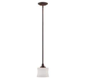 937602 - One Light Mini Pendant - English Bronze