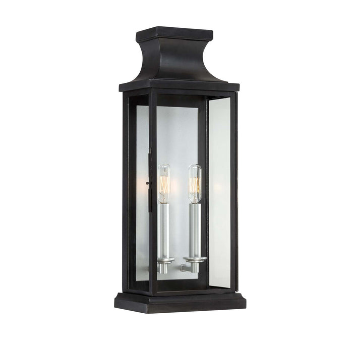 Two Light Wall Lantern