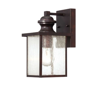 957537 - One Light Outdoor Wall Lantern - English Bronze