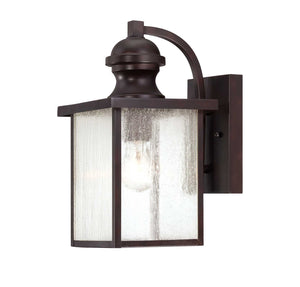 957590 - One Light Outdoor Wall Lantern - English Bronze