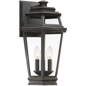 Hobrook 3 Light Exterior Lantern 5-23002-141