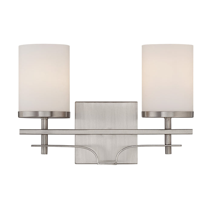 Two Light Bath Bar