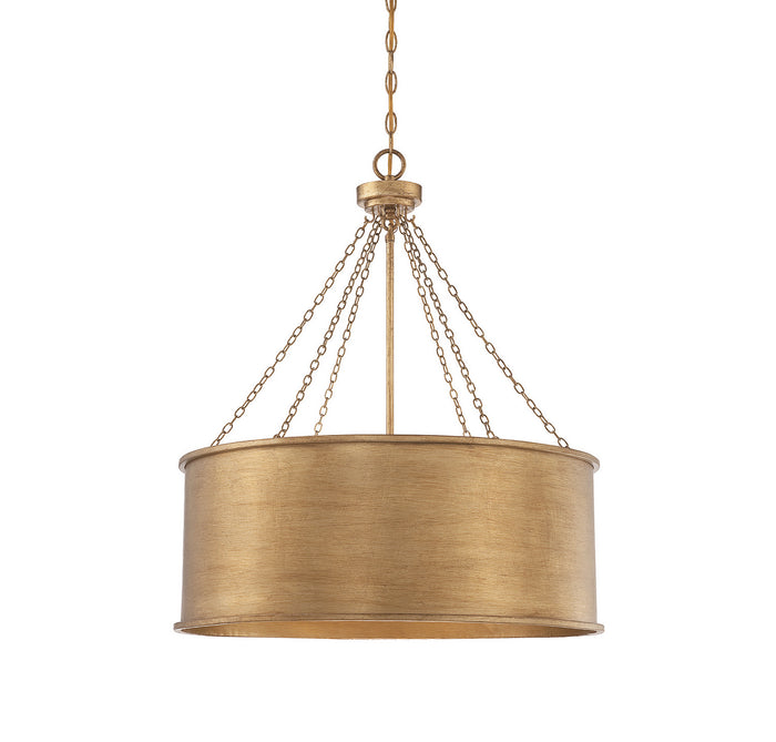 Six Light Pendant