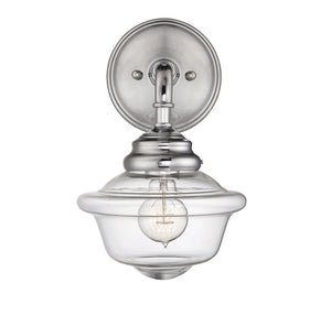 834649 - One Light Wall Sconce - Chrome