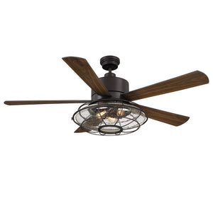 612237 - 56`` Ceiling Fan - English Bronze