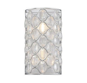 612320 - Two Light Wall Sconce - Polished Chrome