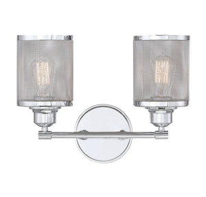 723271 - Two Light Bath Bar - Polished Chrome