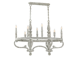 761291 - Eight Light Chandelier - Charisma