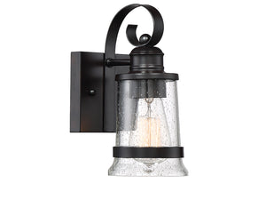761342 - One Light Outdoor Wall Lantern - English Bronze