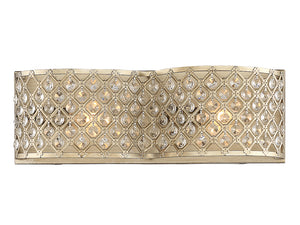 761359 - Two Light Bath Bar - Pyrite