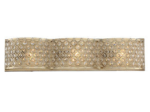 761351 - Three Light Bath Bar - Pyrite