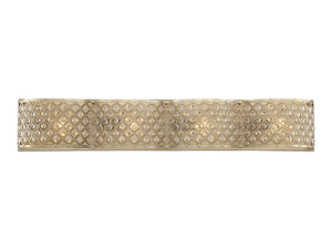 761358 - Four Light Bath Bar - Pyrite