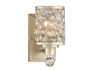 761925 - One Light Wall Sconce - Aurora