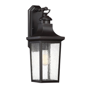 542366 - One Light Exterior Lantern - English Bronze
