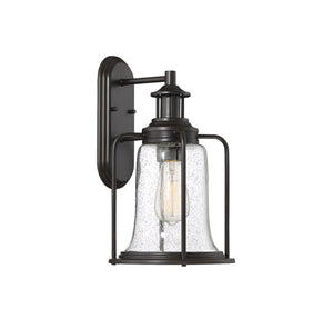 597153 - One Light Outdoor Wall Lantern - English Bronze