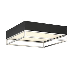 597833 - LED Flush Mount - Satin Nickel