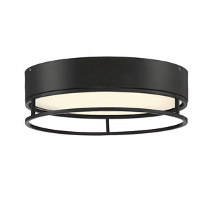 597839 - LED Flush Mount - English Bronze