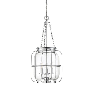 597888 - Three Light Pendant - Polished Chrome