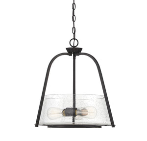 597870 - Three Light Pendant - English Bronze