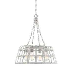 597609 - Four Light Pendant - Charisma