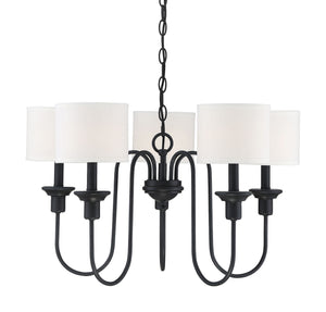 574776 - Five Light Chandelier - Charisma