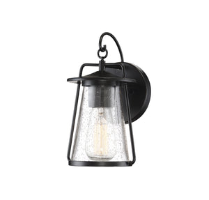 574500 - One Light Outdoor Wall Sconce - Matte Black