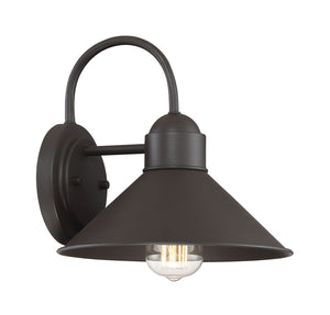 574501 - One Light Outdoor Wall Sconce - Oil Rubbed Bronze