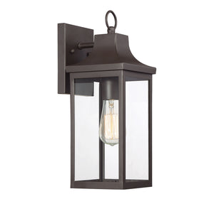 574544 - One Light Outdoor Wall Sconce - Oil Rubbed Bronze