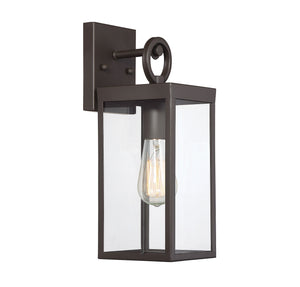 574543 - One Light Outdoor Wall Sconce - Oil Rubbed Bronze