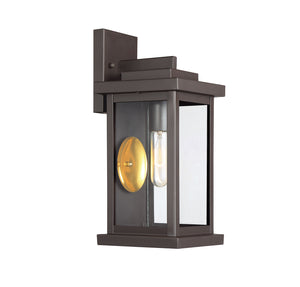 574541 - One Light Outdoor Wall Sconce - Oil Rubbed Bronze
