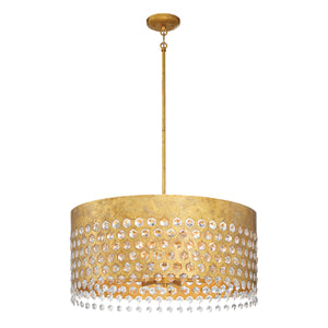 Kingsmont- 8 Light Pendant