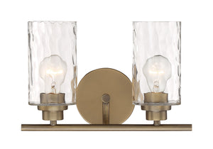 Two Light Wall Mount