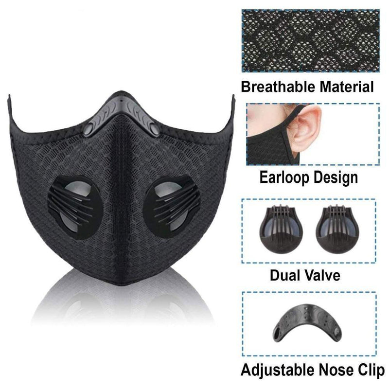 【HOT SALE】Anti-Pollution Premium Mask - Etrendpro
